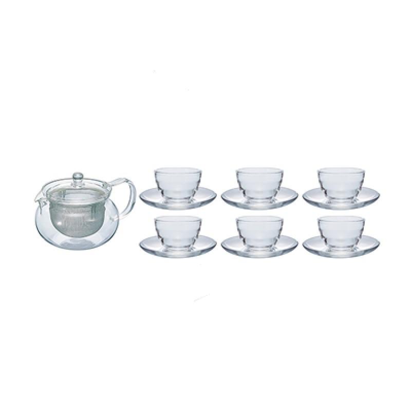 Hario Cha-Cha Tea Set for Six