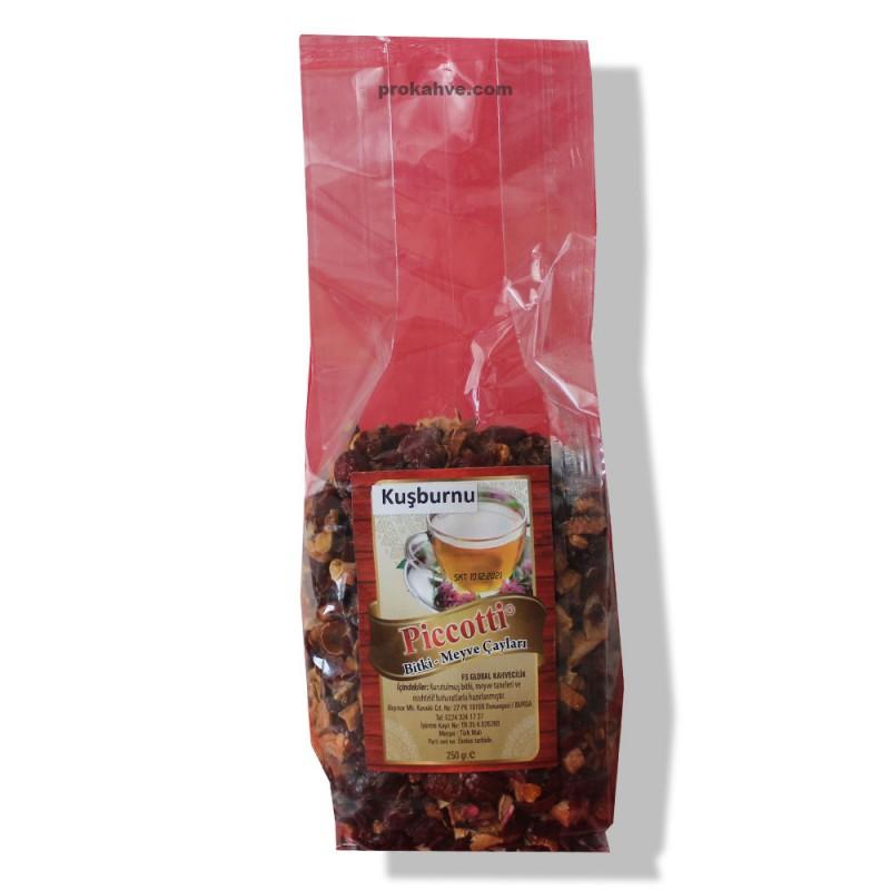 Piccotti Kuşburnu Çayı 250 Gr Paket