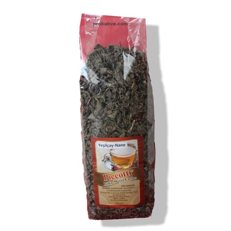 Piccotti Nane Yeşil Çay 250 Gr Paket