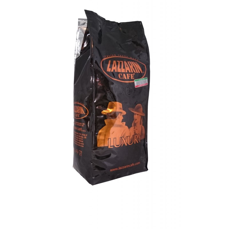 Lazzarin Luxury Espresso Çekirdek Kahve 1 KG