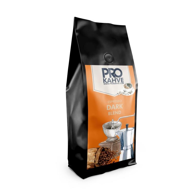 ProKahve Çekirdek Kahve Black 1 KG