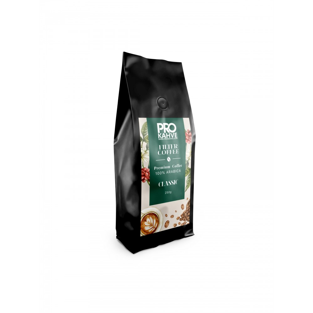 ProKahve Filtre Kahve Klasik 250 Gr
