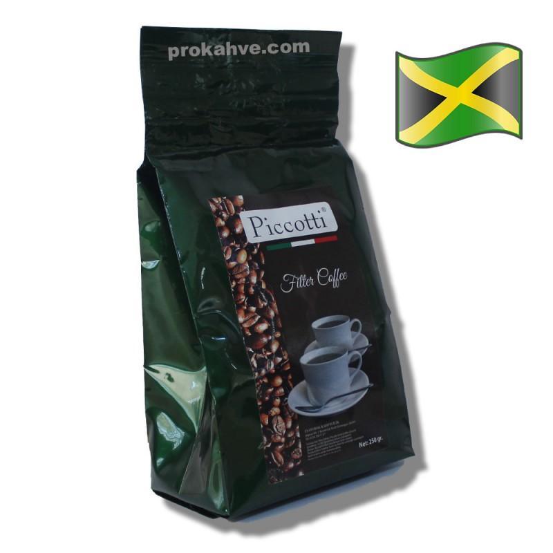 Piccotti Filtre Kahve Jameika 250 Gr