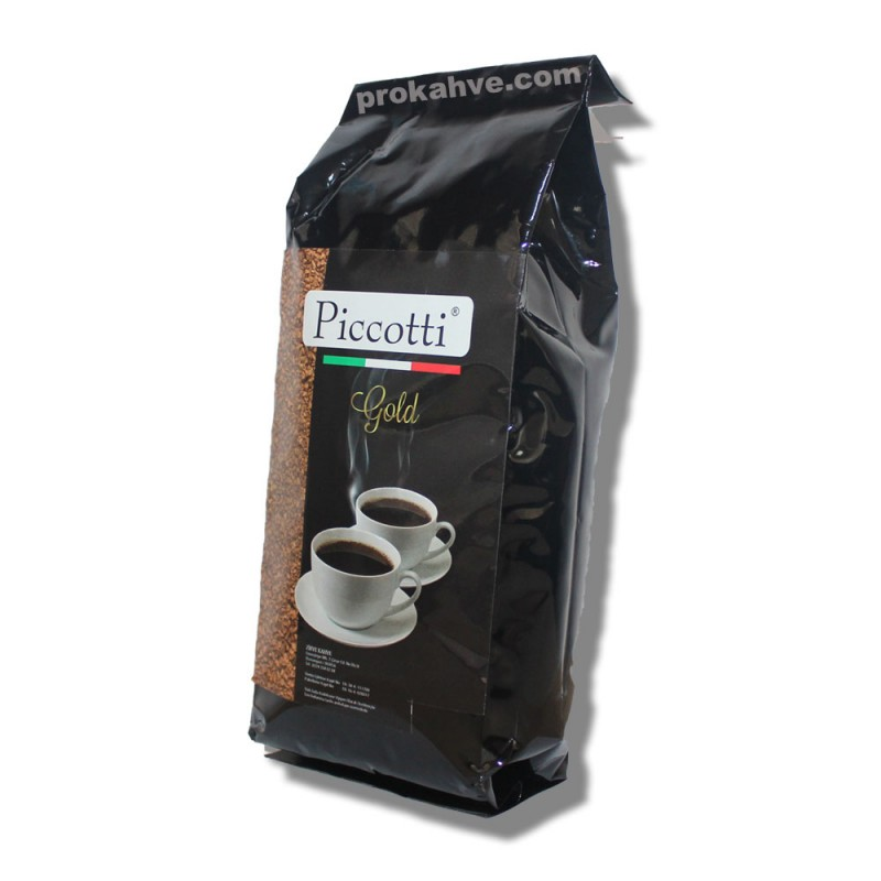 Piccotti Çözülebilir Gold Kahve 500 Gr