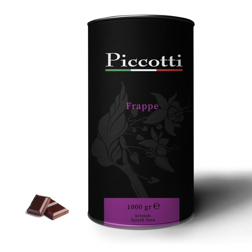 Piccotti Frappe Çikolatalı 1000 Gr Kutu