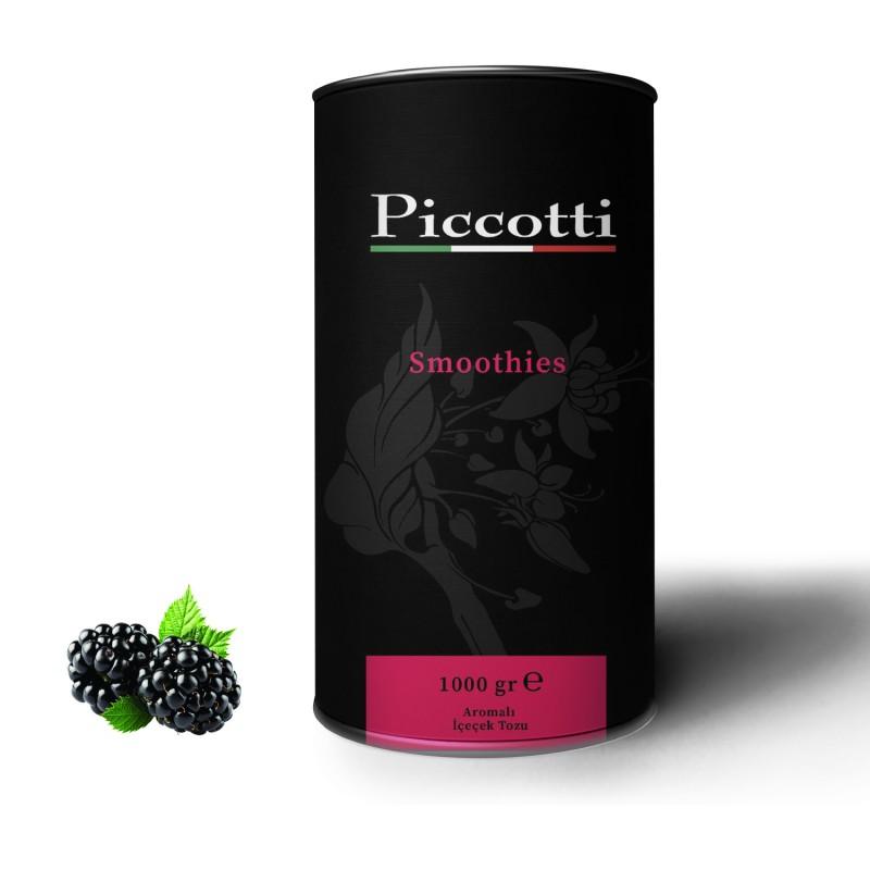 Piccotti Smoothies Böğürtlen 1000 Gr Kutu