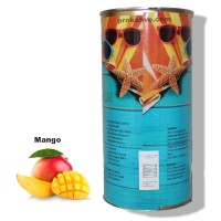 Piccotti Smoothies Mango 1000 Gr Kutu