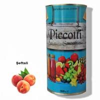 Piccotti Smoothies Şeftali 1000 Gr Kutu