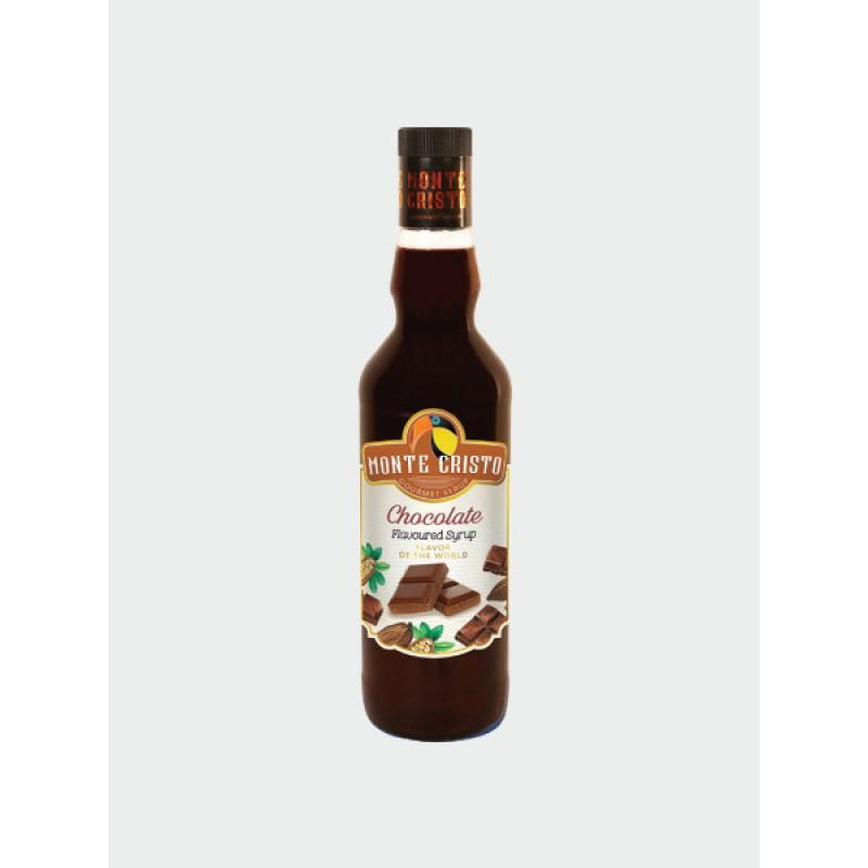 Monte Cristo Çikolata Şurubu 700 ml Şişe
