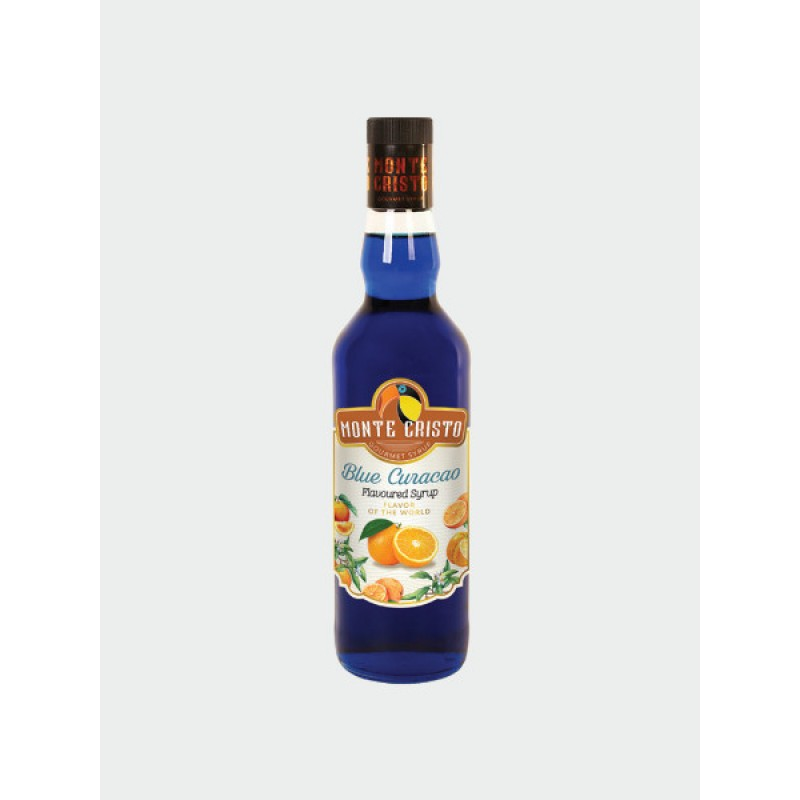 Monte Cristo Mavi Curacao 700 ml Şişe