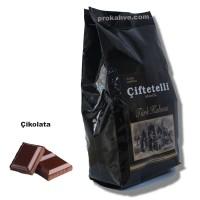 Çiftetelli Çikolatalı Otantik Türk Kahvesi 500 GR Paket